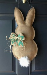 zajačik z jutoviny