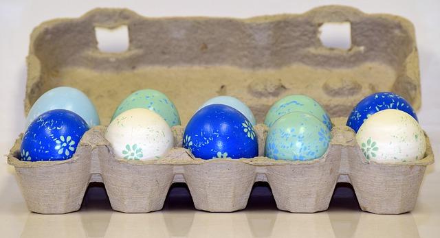 Seriál recyklujeme: Obaly od vajíčok