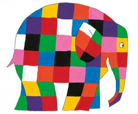 Elmer – návod ako ho vyrobiť z plastovej fľaše